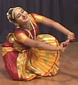 Click on the picture to open a pop-up window and watch this Bharatanatyam